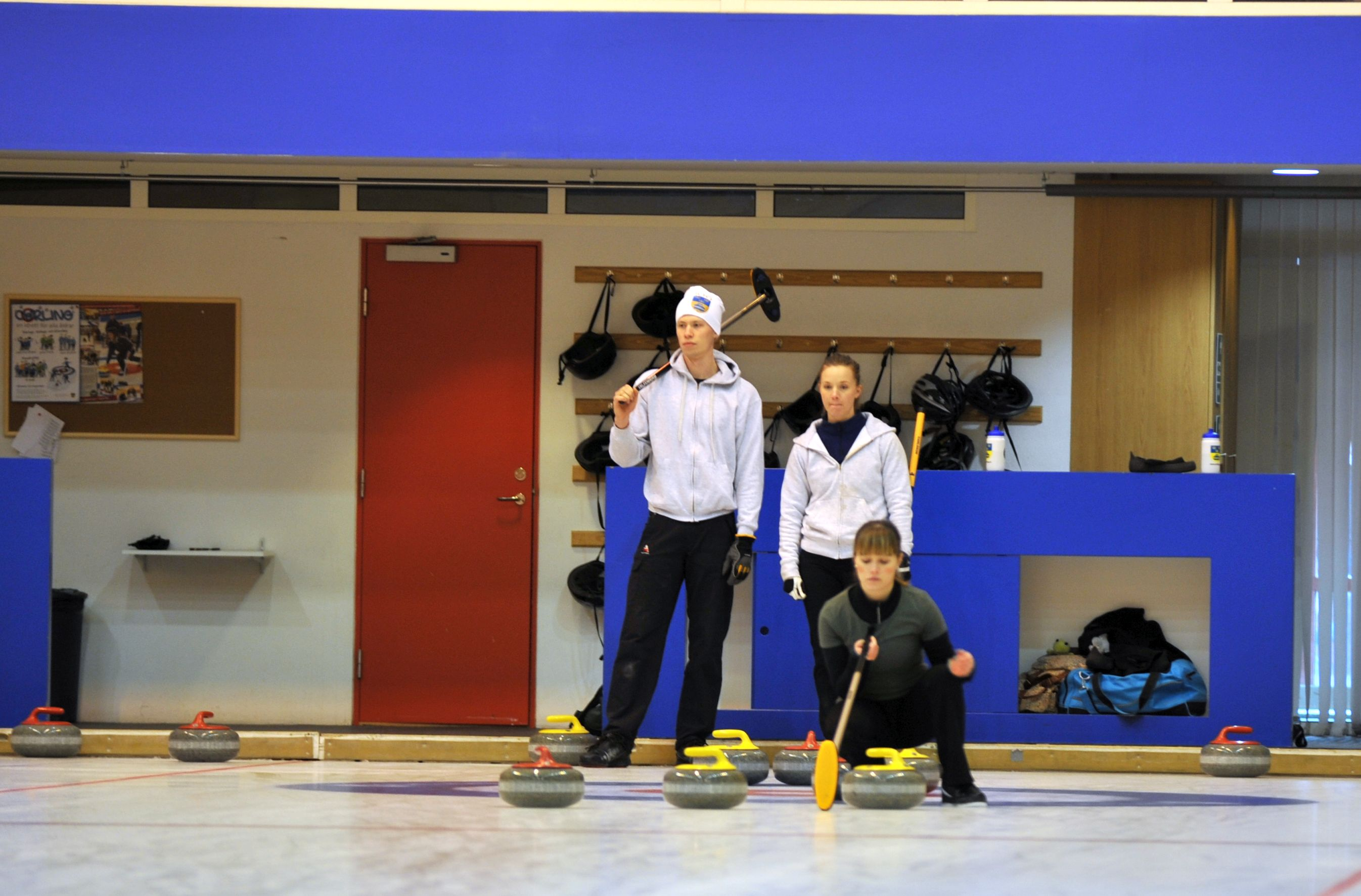 Sjoberg klar for bronsmatch